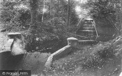 The Furnace Pond 1904, Horsmonden
