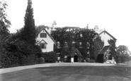 Horsmonden, Rectory 1904