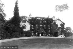 The Rectory 1904, Horsmonden