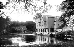 Horstead, The Mill c.1926