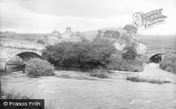 Horton-In-Ribblesdale, Bridge End 1921