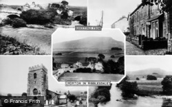 Horton-In-Ribblesdale, Composite c.1955