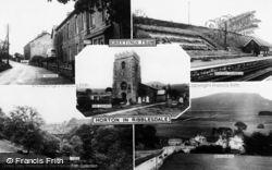 Horton-In-Ribblesdale, Composite c.1960, Horton In Ribblesdale