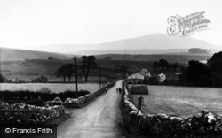 Horton-In-Ribblesdale, General View c.1960, Horton In Ribblesdale