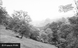 Horton-In-Ribblesdale, General View c.1960
