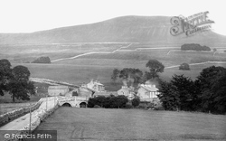 Horton-In-Ribblesdale, Pen-Y-Ghent 1921