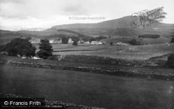 Horton-In-Ribblesdale, Pen-Y-Ghent 1921, Horton In Ribblesdale