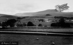 Horton-In-Ribblesdale, Pen-Y-Ghent c.1960