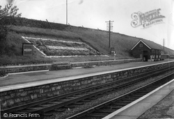 Horton-In-Ribblesdale, Station Gardens c.1960