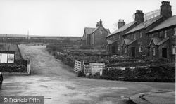 Horton-In-Ribblesdale, Station Hill c.1955