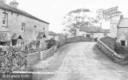 Horton-In-Ribblesdale, The Bridge c.1955