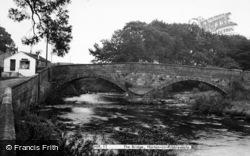 Horton-In-Ribblesdale, The Bridge c.1955, Horton In Ribblesdale