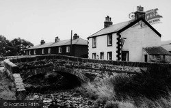 Horton-In-Ribblesdale, The Bridge c.1960