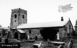 Horton-In-Ribblesdale, The Church c.1960