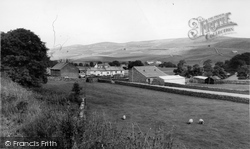 Horton-In-Ribblesdale, The Pennine Way c.1960