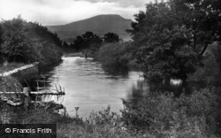 Horton-In-Ribblesdale, The Ribble 1921, Horton In Ribblesdale