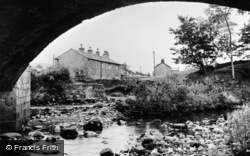 Horton-In-Ribblesdale, The River c.1960