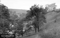 Horton-In-Ribblesdale, The River Ribble c.1960, Horton In Ribblesdale