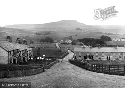 Horton-In-Ribblesdale, The Village 1921