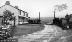 Horton-In-Ribblesdale, The Village c.1955