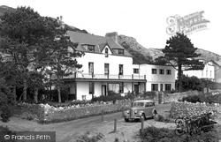 Horton, Sea Beach Guest House 1939