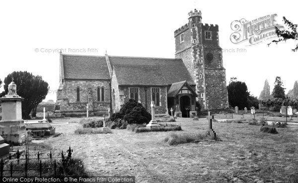 Horton, the Church c1960