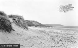 Horton, The Beach c.1960
