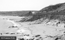 Horton, The Rocks And Sand Dunes c.1960