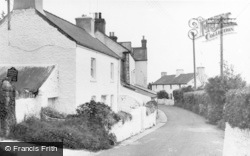 Horton, The Village c.1960