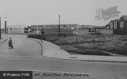 College Of Further Education c.1965, Horwich