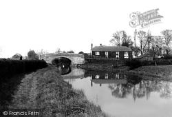 Canal Bridge c.1955, Hose