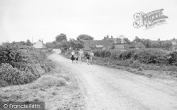 Canal Lane c.1955, Hose