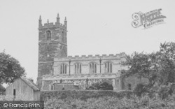 St Michael's Church c.1955, Hose
