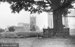 The Village Green c.1955, Hose