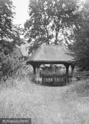 The Lych Gate c.1955, Hotham