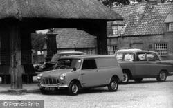 Austin Mini Van c.1960, Houghton
