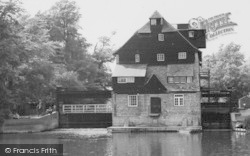 By The Mill c.1960, Houghton