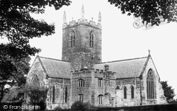 Houghton-Le-Spring, Church Of St Michael And All Angels c.1959