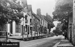 Houghton-Le-Spring, Church Street c.1960