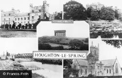 Houghton-Le-Spring, Composite c.1955