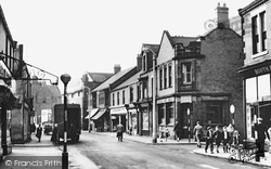 Houghton-Le-Spring, Newbottle Street 1968