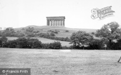 Houghton-Le-Spring, The Penshaw Monument c.1960