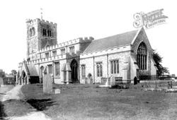 All Saints Church 1897, Houghton Regis