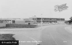 Country Primary School c.1965, Houghton Regis