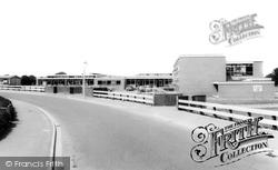 Tithe Farm Junior School c.1965, Houghton Regis