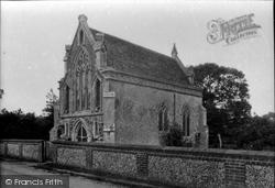 Houghton St Giles, Pilgrim's Chapel 1922