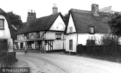 St Ives Road c.1960, Houghton