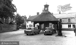 The Clock Tower c.1960, Houghton