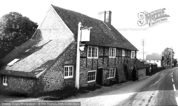 Photo of Houghton, The George And Dragon c.1960
