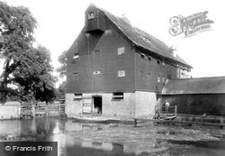 Houghton, The Mill 1899